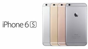 Imagen de los nuevos 'iPhone 6S' difundida por el portal Applesfera.com, incluyendo el color 'rosa oro'.