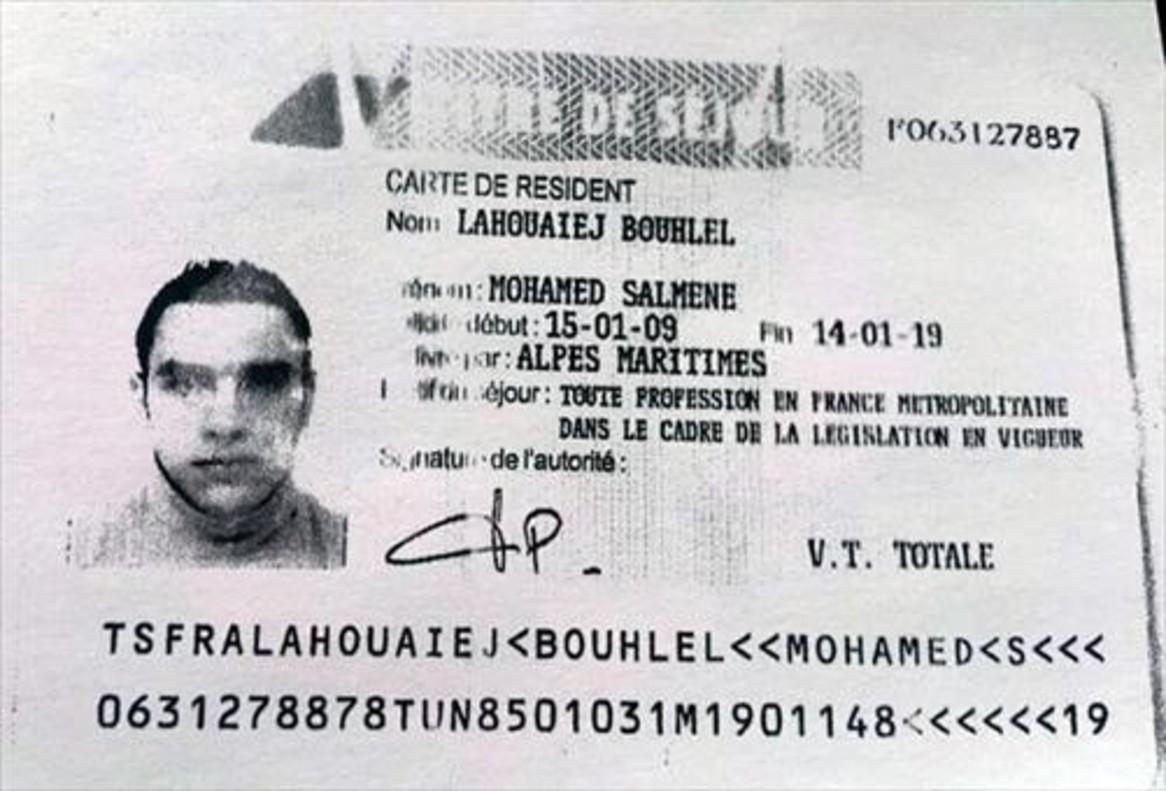 Mohamed Lahouaiej Bouhlel.