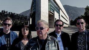 New Order, en una imagen promocional reciente