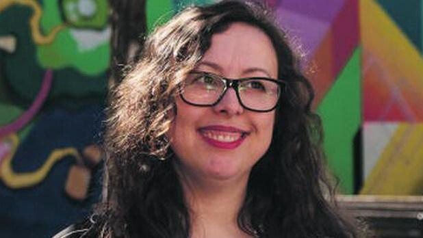 Noelia Bail, líder de Podem en Catalunya.