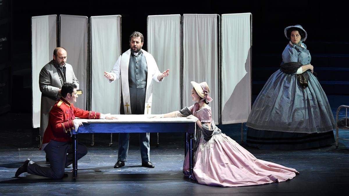 'Romeo y Julieta', entre el norte y el sur