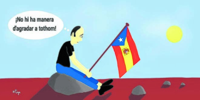 L'humor gràfic de Juan Carlos Ortega del 15 d'Octubre del 2018