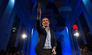 El líder del PP, Pablo Casado, en una foto de archivo.
