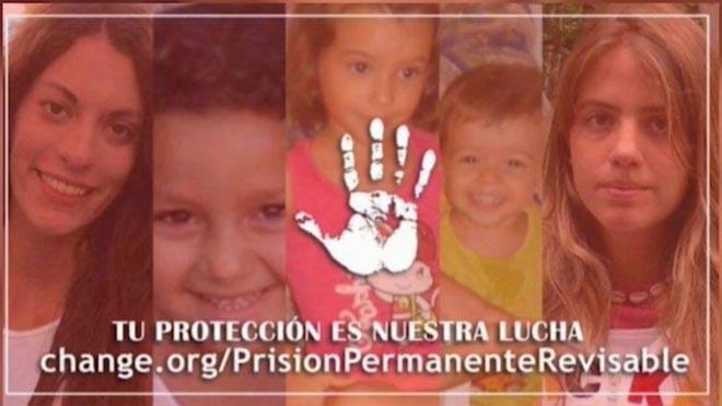El padre de Diana Quer publica un vídeo sobre la prisión permanente revisable de cara al 28A.