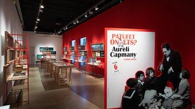 Una exposición recuerda al creador de la revista 'En Patufet', Aureli Capmany