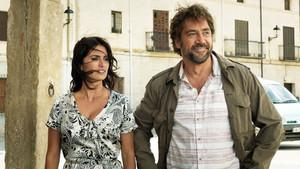 Pênélope Cruz y Javier Bardem, en un fotograma de Todos lo saben, de Asghar Farhadi.