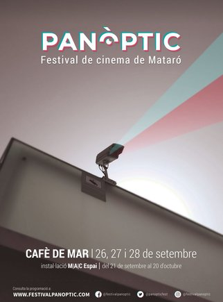El festival de cine Panòptic arriba a Mataró per reflexionar sobre tecnologia i societat