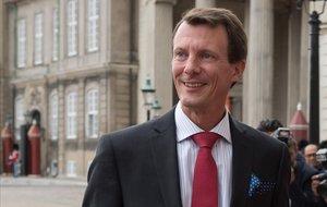 El príncipe Joaquín de Dinamarca.