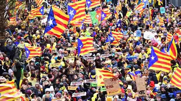 Marta Rovira: Lo que no puede legitimar Europa es la democracia del golpe.