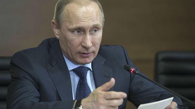 Putin es reserva el dret a utilitzar el seu Exèrcit a Ucraïna