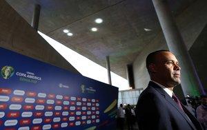 Rafael Dudamel, DT de la Selección Venezolana de Fútbol.