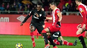 Stuani noqueja l'Athletic i acosta el Girona a Europa (2-0)
