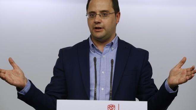 """El PSOE dice 'no' a Rajoy porque es """"imposición"""" y """"pasado"""""""
