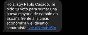 La Junta Electoral deixa sense sanció el PP per l'enviament de SMS abans del 10-N