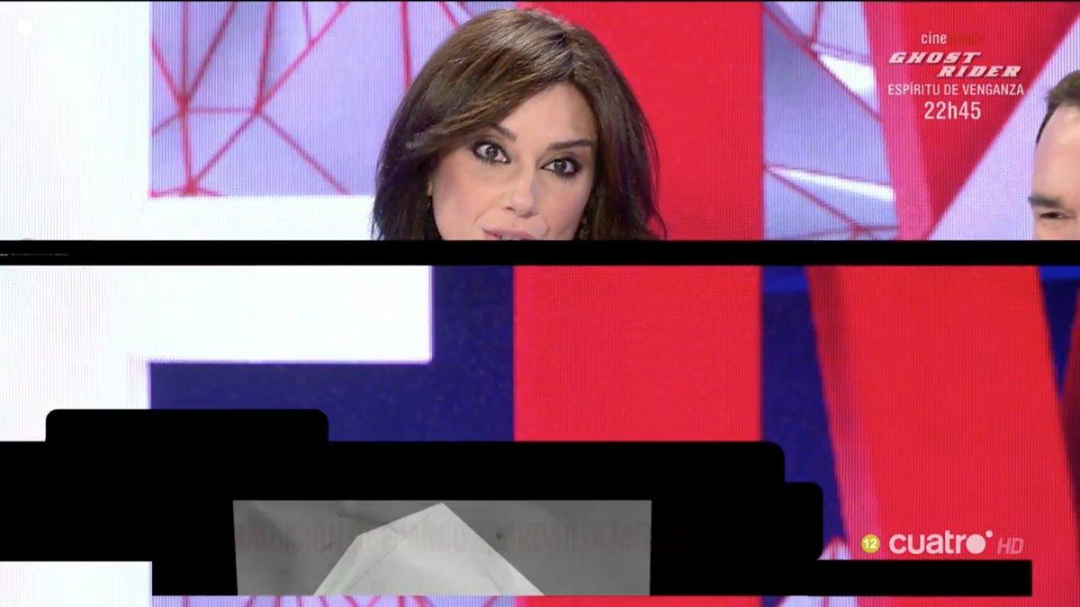 Un gran fallo técnico en Telecinco y Cuatro afecta a la emisión de 'Sálvame' y 'TEM'