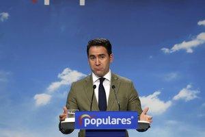 """El PP dice que Sánchez impulsa la """"reforma Junqueras"""" para """"amnistiarle"""""""