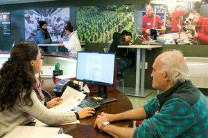 Más de mil personas paradas se beneficiarán del proyecto 'Trabajo en los barrios' de Santa Coloma