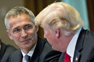 Stoltenberg y Trump hablarán sobre los éxitos sin precedentes de la OTAN.