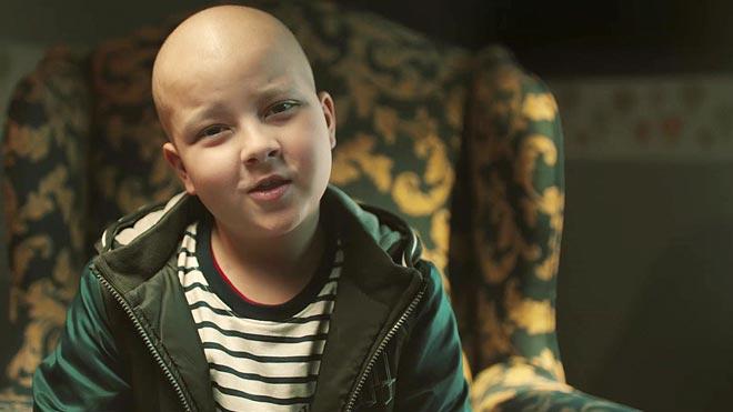 La última campaña de juegaterapia.org para el día mundial del cáncer infantil.
