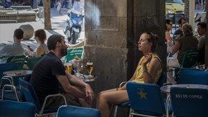 Catalunya prepara una nova ofensiva contra el tabac