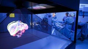 La tecnologia més capdavantera es referma als hospitals de Catalunya