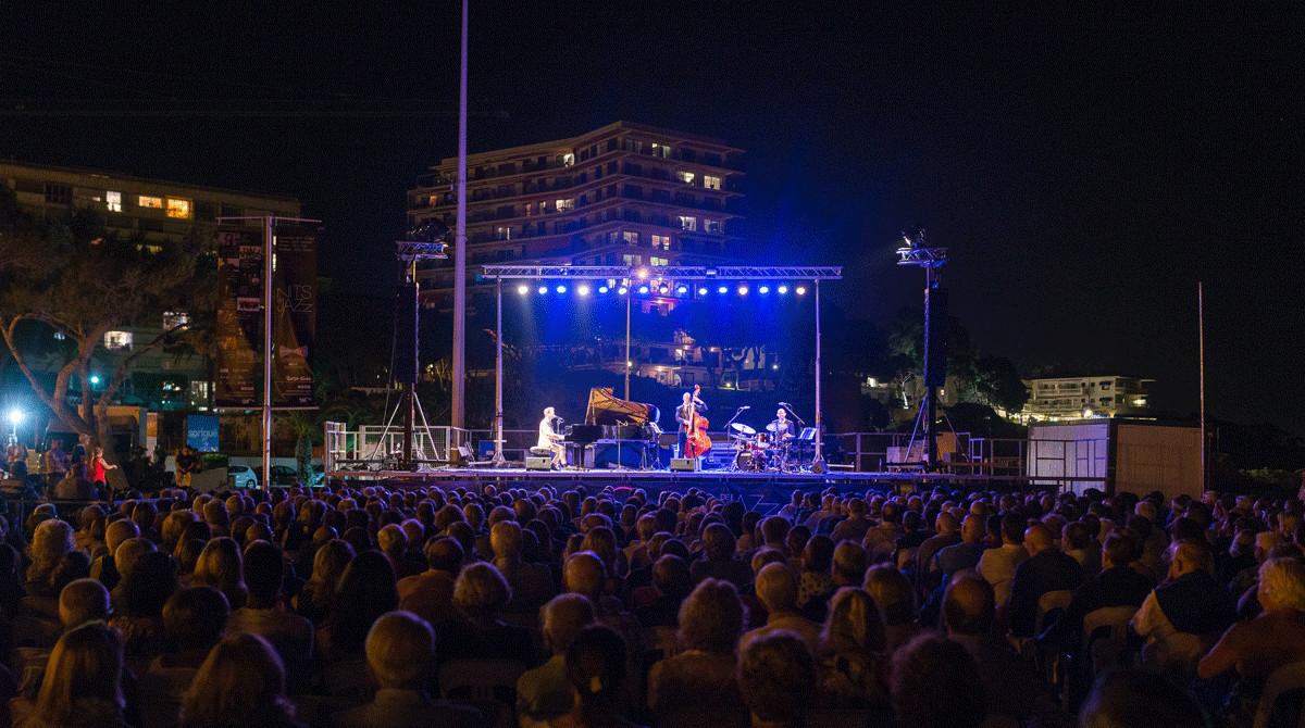 Uno de los conciertos celebrados en la última edición del festival Nits de Jazz.