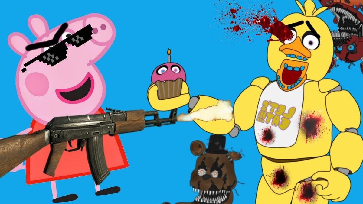 Los Dibujos Animados Infantiles Tienen Su Versión Perversa