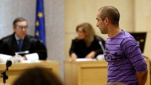Condemnat a 33 anys l'excap d'ETA Txapote per l'assassinat d'un funcionari de presons