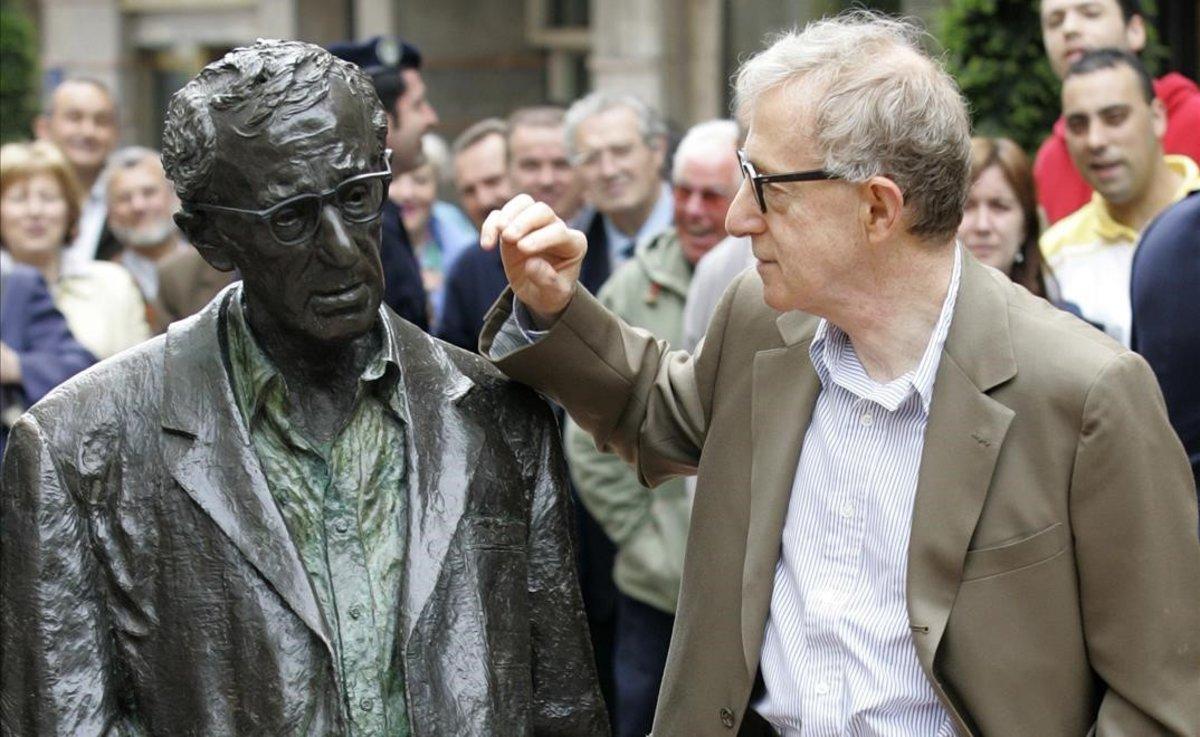 Les ulleres de Woody Allen