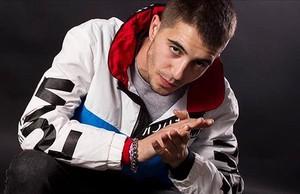 El rapero madrileño Denom.