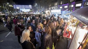 La Shopping Night s'alia amb el Black Friday i potencia la gastronomia i la música