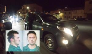 Les armilles antibales dels dos agents assassinats per 'Ígor el Rus' tenien orificis