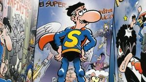 Superlópez volarà al Saló del Còmic