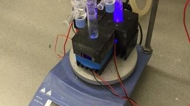 Els químics desvelen reaccions desconegudes posant llum als matrassos