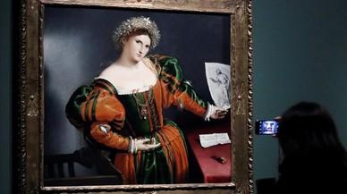 Los retratos de Lorenzo Lotto llegan al Prado