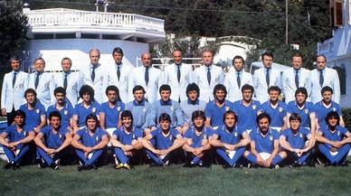 Dino Zoff en Sant Boi