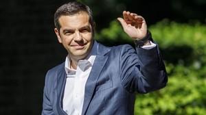 Alexis Tsipras: presentar-se per perdre