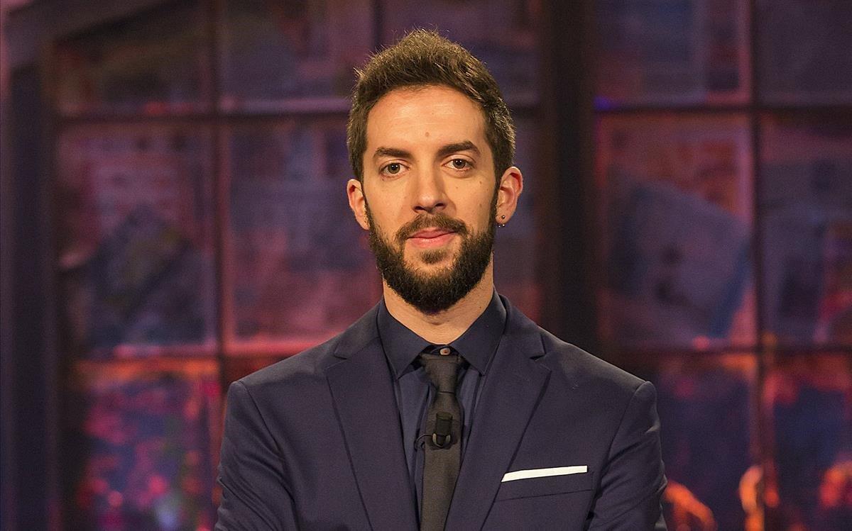 El humorista y presentador David Broncano