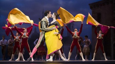 Don Quixot balla al Liceu