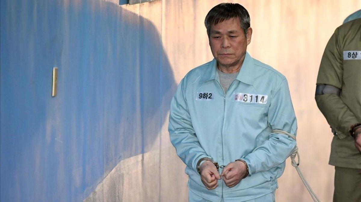 Condemnat per violació el líder d'una secta sud-coreana que defensava la castedat