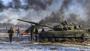Escepticisme a l'entrar en vigor una nova treva a l'est d'Ucraïna