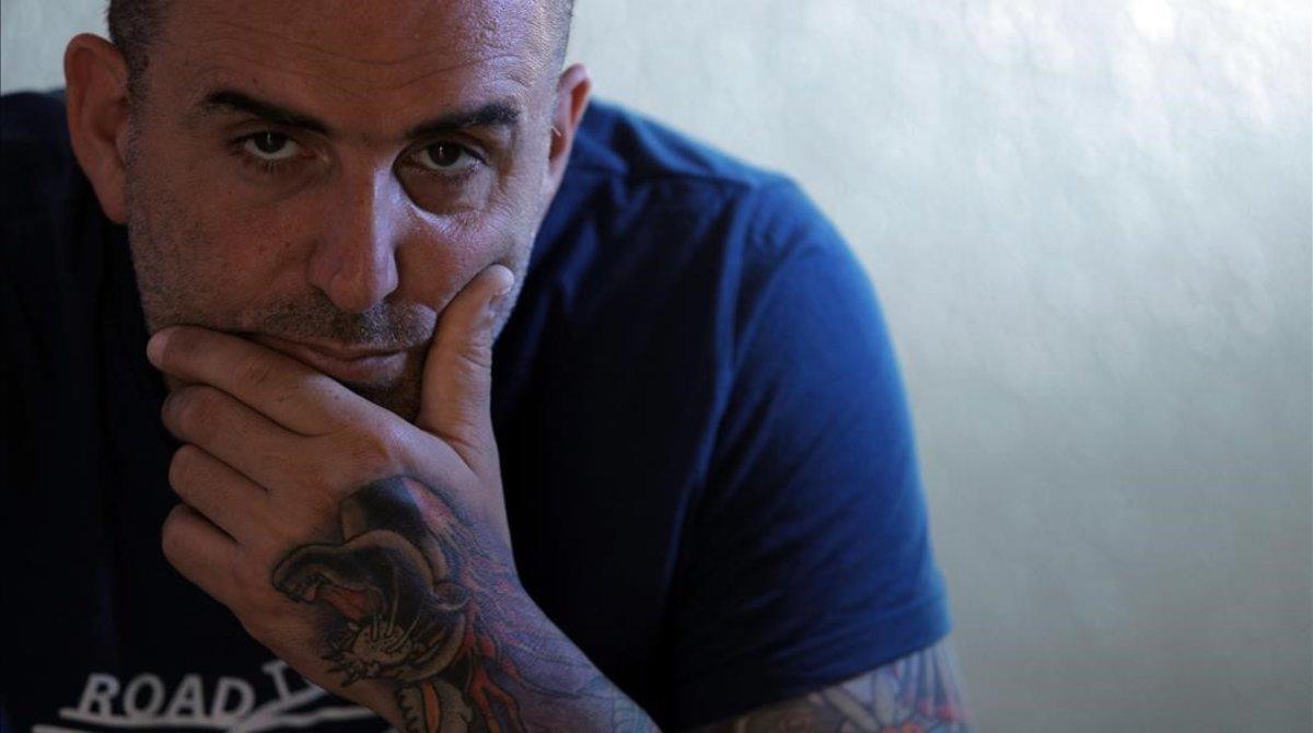 Ramón Torres, en una imagen del documental King Ray.