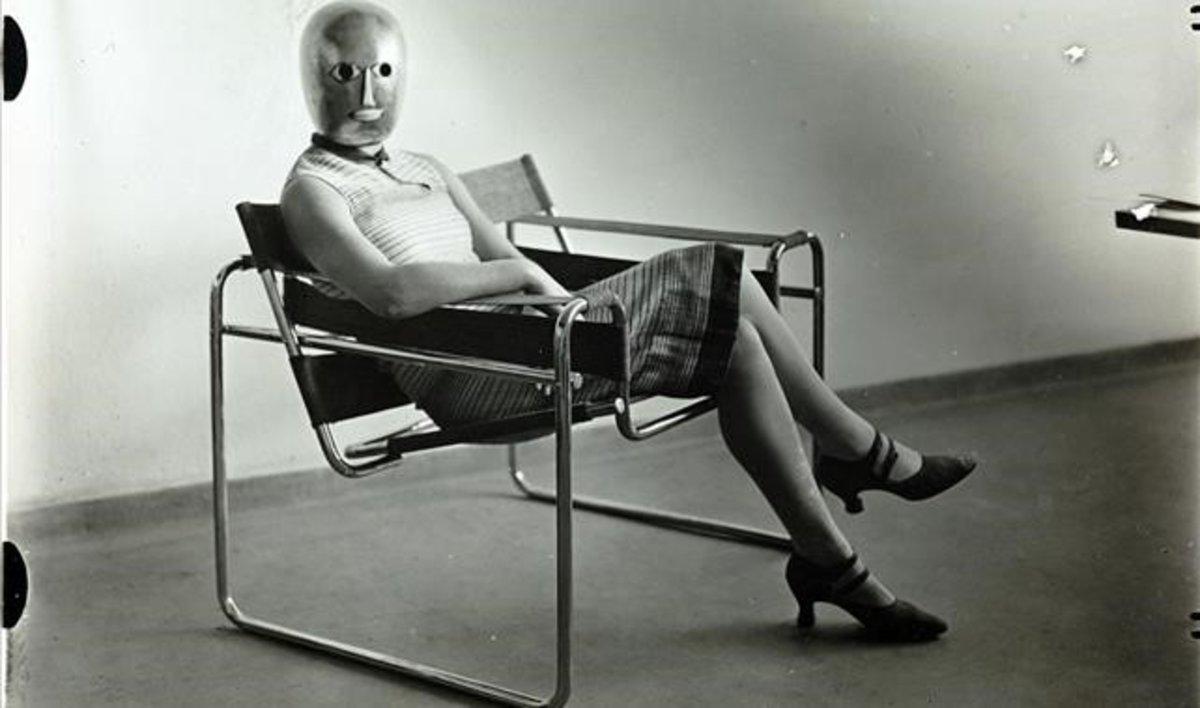Bauhaus, sentarse en el aire