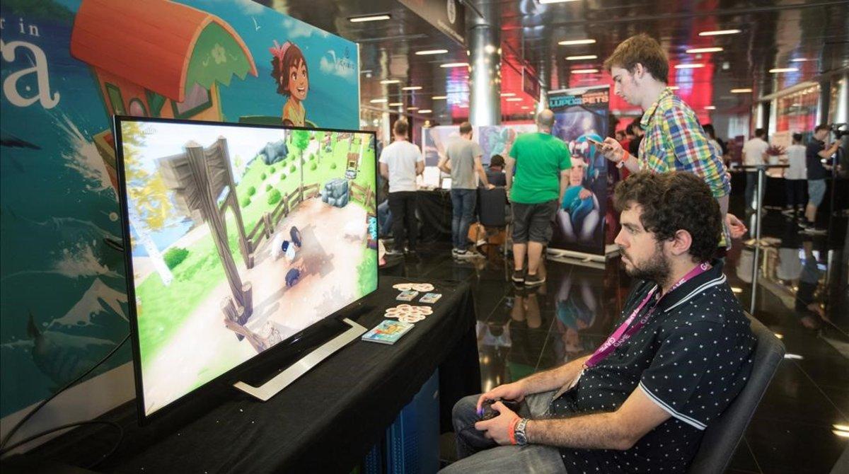 El sector dels videojocs consolida el seu creixement a Catalunya