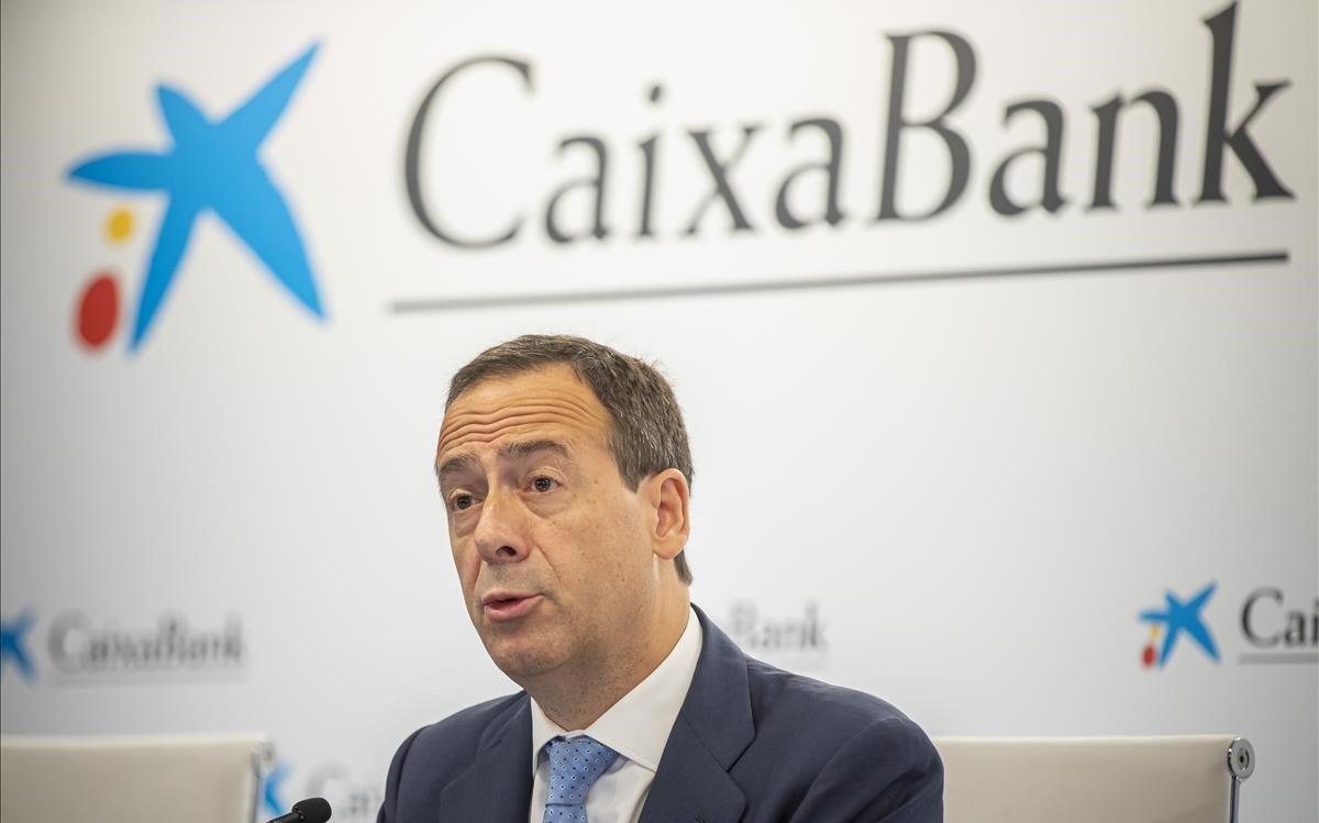 """CaixaBank confia que hi haurà Govern """"en les pròximes setmanes"""""""