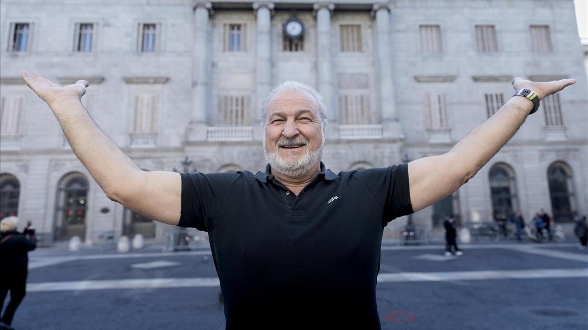 El senyor Lobo de Barcelona es jubila