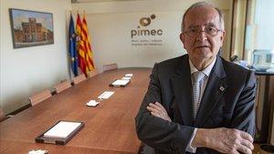 """Pimec tilda de """"insuficientes"""" y """"tardías"""" las medidas para los autónomos del Consejo de Ministros"""