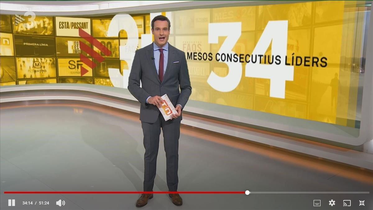 TV-3 i T-5 van de la maneta a Catalunya