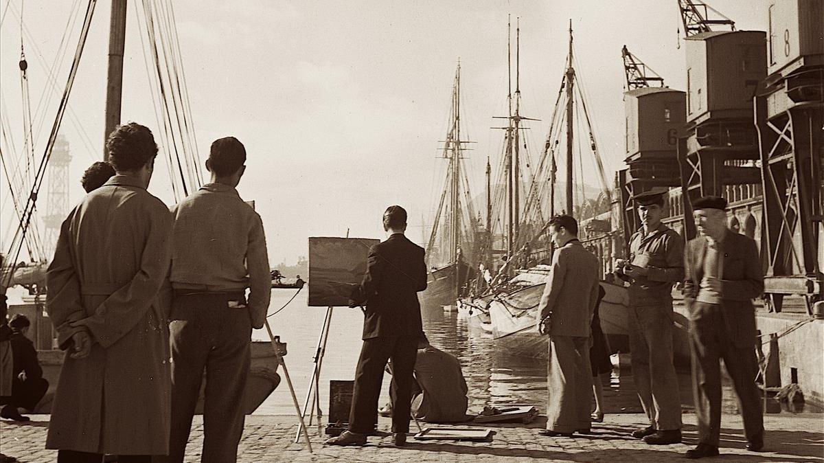 La gran letargia del port de Barcelona