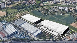 Laimo impulsa una gran plataforma logística en Catalunya.